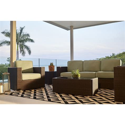outdoor living room set city furniture fina teal outdoor living room set