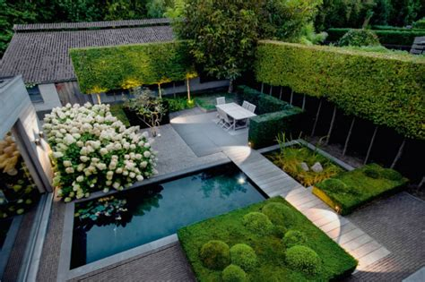 Neat Backyard Ideas Modern Garden Designs For Great And Small Outdoors
