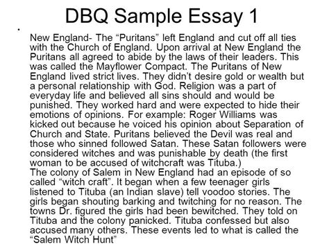 2002 Ap World History Dbq Essay Exle by How To Write A Dbq Essay