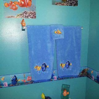 finding nemo bathroom home decor pinterest finding