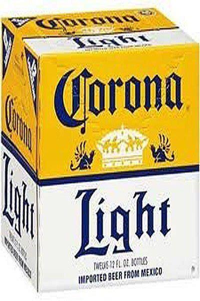 12 pack corona light corona light 12 pack colonial spirits