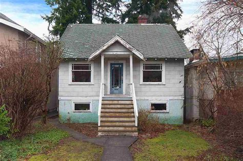 run of house 86 year old rundown point grey home listed for 2 4 million