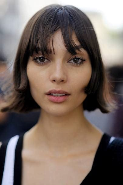 the hottest hair trends for 2017 glamour uk bob hairstyles hair trends ideas from celebrities