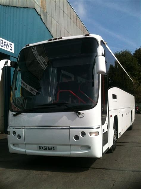 vehicle details  plaxton volvo bb     coach sales