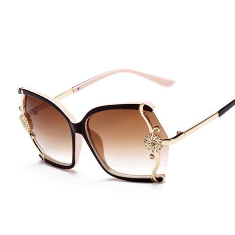 achetez en gros lunettes de soleil fleur en ligne 224 des
