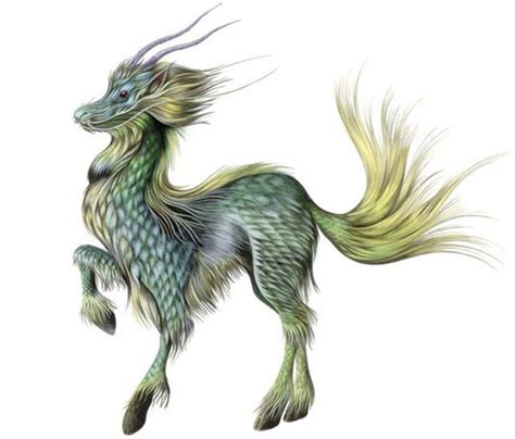 Mythical Creatures Of Asia kirin mythology once upon a