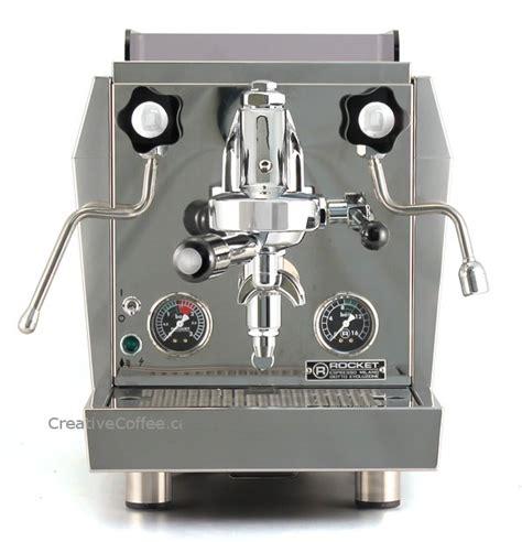 Rocket Coffee Machine rocket giotto evoluzione v2 espresso machine creative coffee