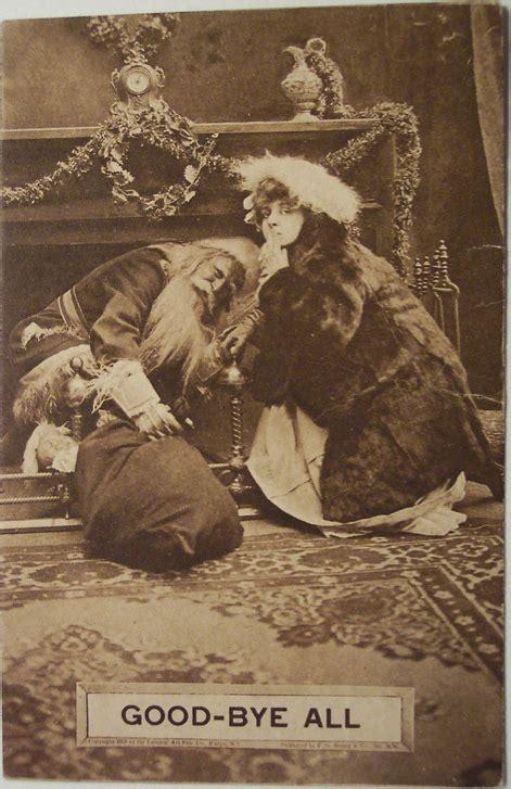 merry christmas enjoy  creepy vintage aka creepy santa pictures  ill   guys