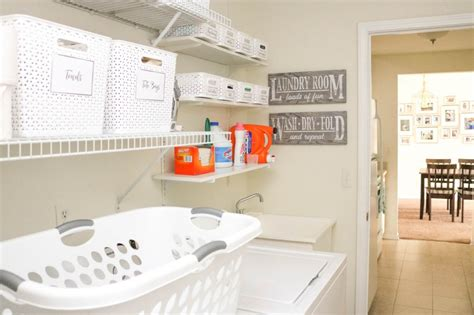 room organizer online easy as pie laundry room organization