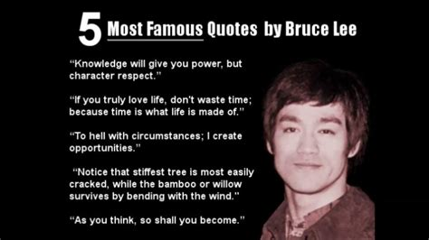 bruce water quote bruce quotes water