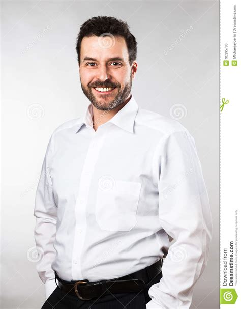 pics of white 36 year old men waist up portrait of a mature adult caucasian man stock