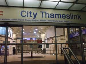 City Thameslink Station | city thameslink station ec4 169 phillip perry geograph