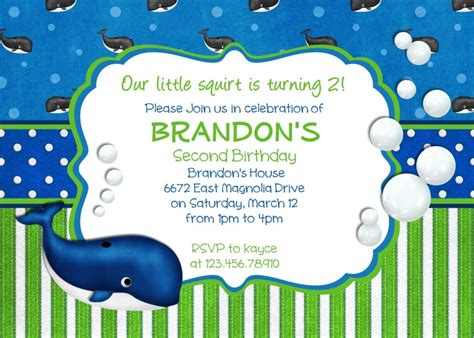 Birthday Invitations Template For Boys Boy Birthday Invitation Templates