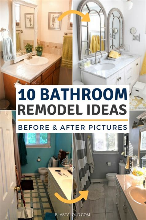 Bathroom Remodel Ideas Pictures by Bathroom Remodel Ideas 10 Remodel Ideas You Can Do On A