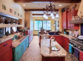 southwest kitchen decor kitchen decor design ideas