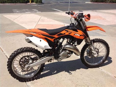 Ktm Sx 125 2013 2013 Ktm 125 Sx For Sale On 2040 Motos