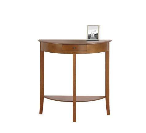 Accent Table L Monarch Specialties Accent Table 32 Quot L White Console The Home Depot Canada