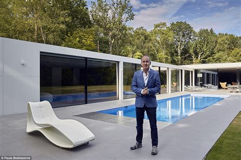 bbc home design tv show grand designs features vast project with a lounge big
