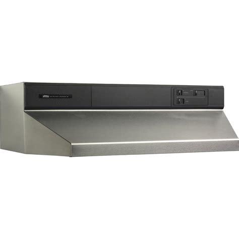 Broan 894804 Contemporary Under Cabinet Range Hood 48 Inch