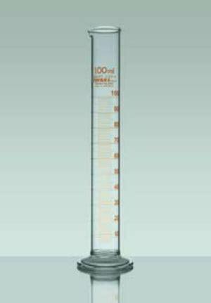 Gelas Ukur Measuring Cylinder 100ml Iwaki jual measuring cylinder gelas ukur iwaki pyrex 500 ml tonny s store