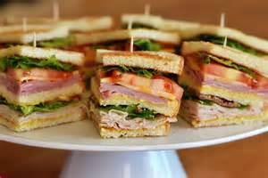 pics photos turkey club sandwich