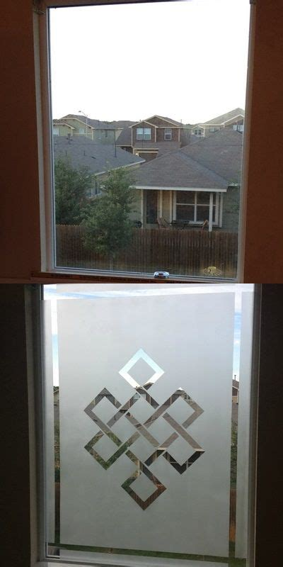 how to frost a window in a bathroom 1000 ideas about bathroom window privacy on pinterest