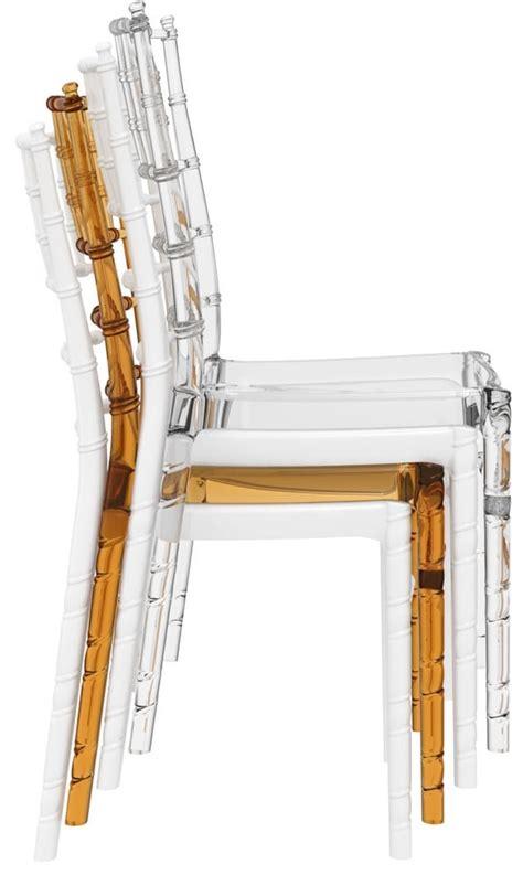 chiavarine sedie chiavarina sedie chiavarine trasparenti in policarbonato