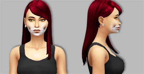 my sims 4 blog hair my sims 4 blog kira hair for females by missbunnygummy