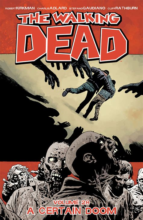 the walking dead volume the walking dead volume 28 capa e informa 231 245 es uma inevit 225 vel desgra 231 a the walking dead brasil