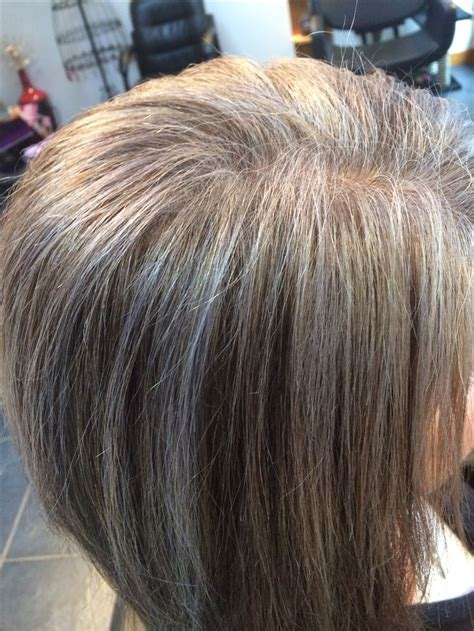 how to grow in gray hair with highlights 1000 ideas about gray hair on pinterest silver hair