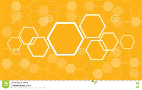 background pattern hive abstract hexagon bee hive background vector stock vector