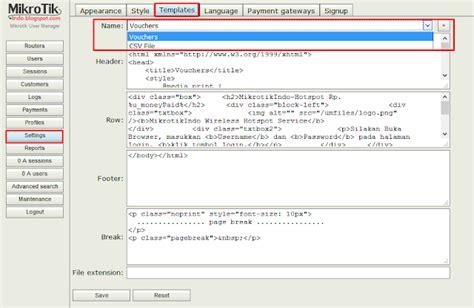 mikrotik v 6 6 hotspot with user manager ip public 009 cara membuat voucher hotspot mikrotik via user manager
