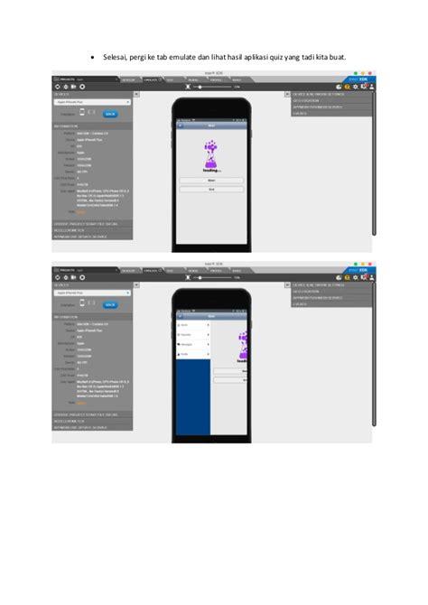 membuat virus dengan android membuat aplikasi quiz android dengan intel xdk