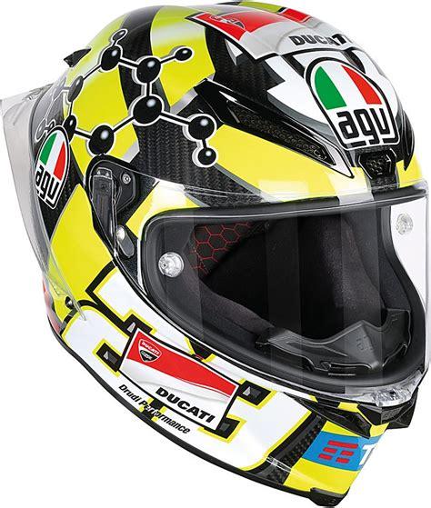 Helm Agv Motif Andrea Iannone Agv Pista Gp R Carbon Replica Race Helmets