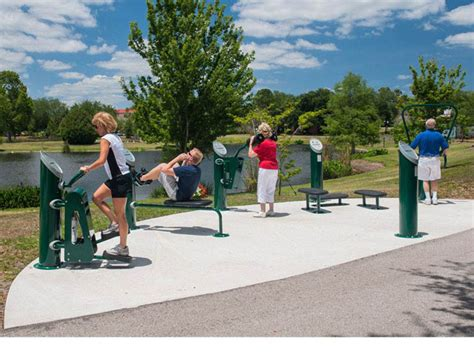 Healthbeat Landscape Structures Healthbeat Outdoor Fitness Systems Product Ods