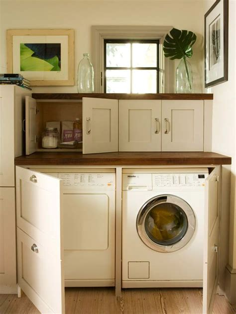 Small Laundry Closet Ideas by Small Space Laundry Room Ideas Page 4 Of 4 Four