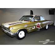 Replica Of 1960 NASCAR Grand National Champion Rex Whites