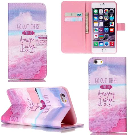 Ion Flip Stand Hybrid Wallet Leather Cover For Apple Iphone Phone hybrid flip wallet pattern leather stand card holder cover for iphone phone ebay