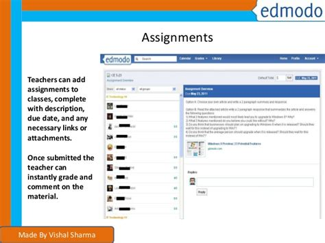edmodo student tutorial video edmodo app tutorial for students