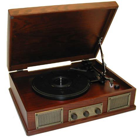 Records Homes Record Players Steepletone Usb Norwich Retro Wooden Record Player Retro Record