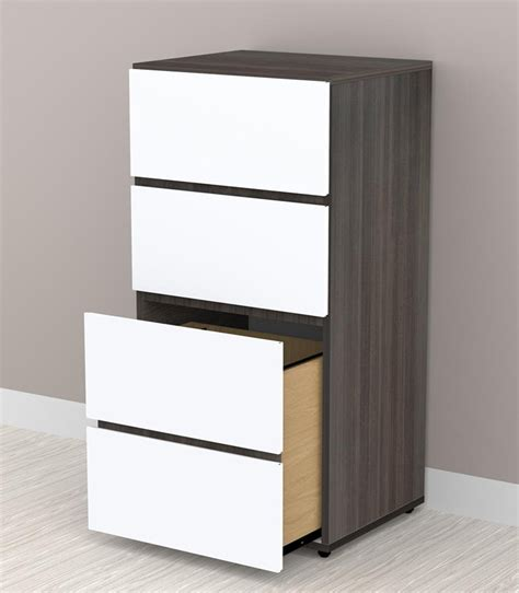 36 Storage Cabinet by Nexera 36 Inch Storage Cabinet 3 Drawers 220333