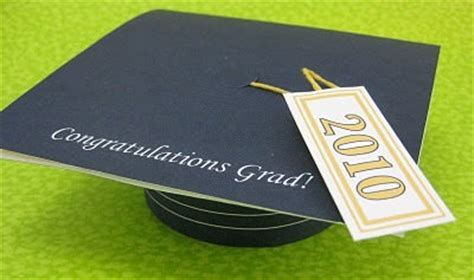 Graduation Gift Card Holder Template - 6 congratulation on graduation homemade cards tip junkie