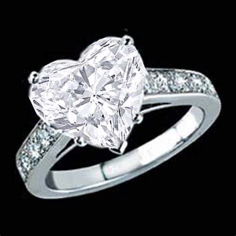 25 best ideas about heart shaped diamond on pinterest