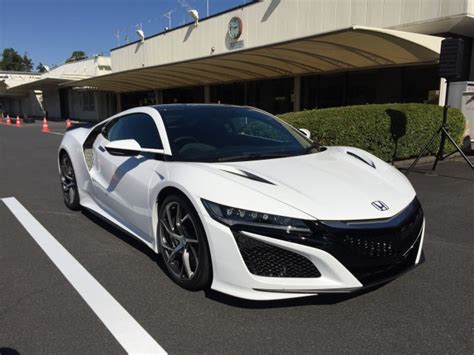 nissan acura 2015 spin we drive the 2017 acura nsx so briefly