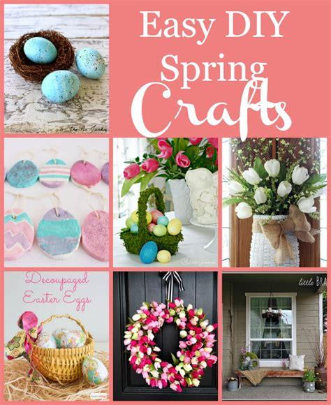 diy spring projects easy diy spring crafts