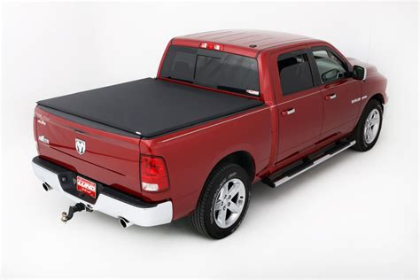 truck bed covers for dodge ram 1500 new lund black pearl tri fold tonneau 09 14 1500 ram 1500