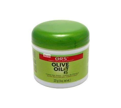 Hair Shoo Olive ors olive creme hair dress 227g nula multi products pty ltd