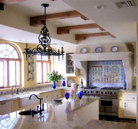 mexican tile kitchen ideas best 25 mexican style kitchens ideas on pinterest