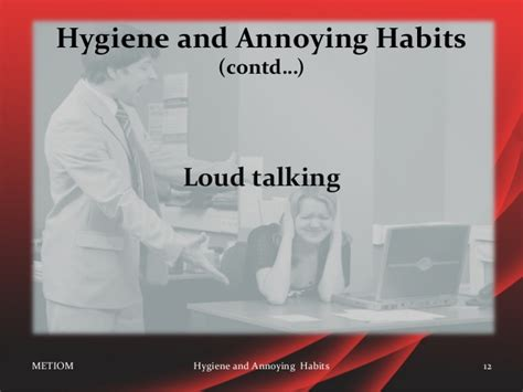 7 Annoying Habits To Quit In 2011 by Hygiene And Annoying Habits At Workplace