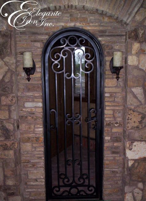 Interior Iron Doors 39 Best Images About Wine Doors And Other Elegante Iron Interior Doors On Pinterest Arches